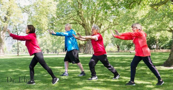Harvard Study Shows Heart-Health Benefits of Tai Chi