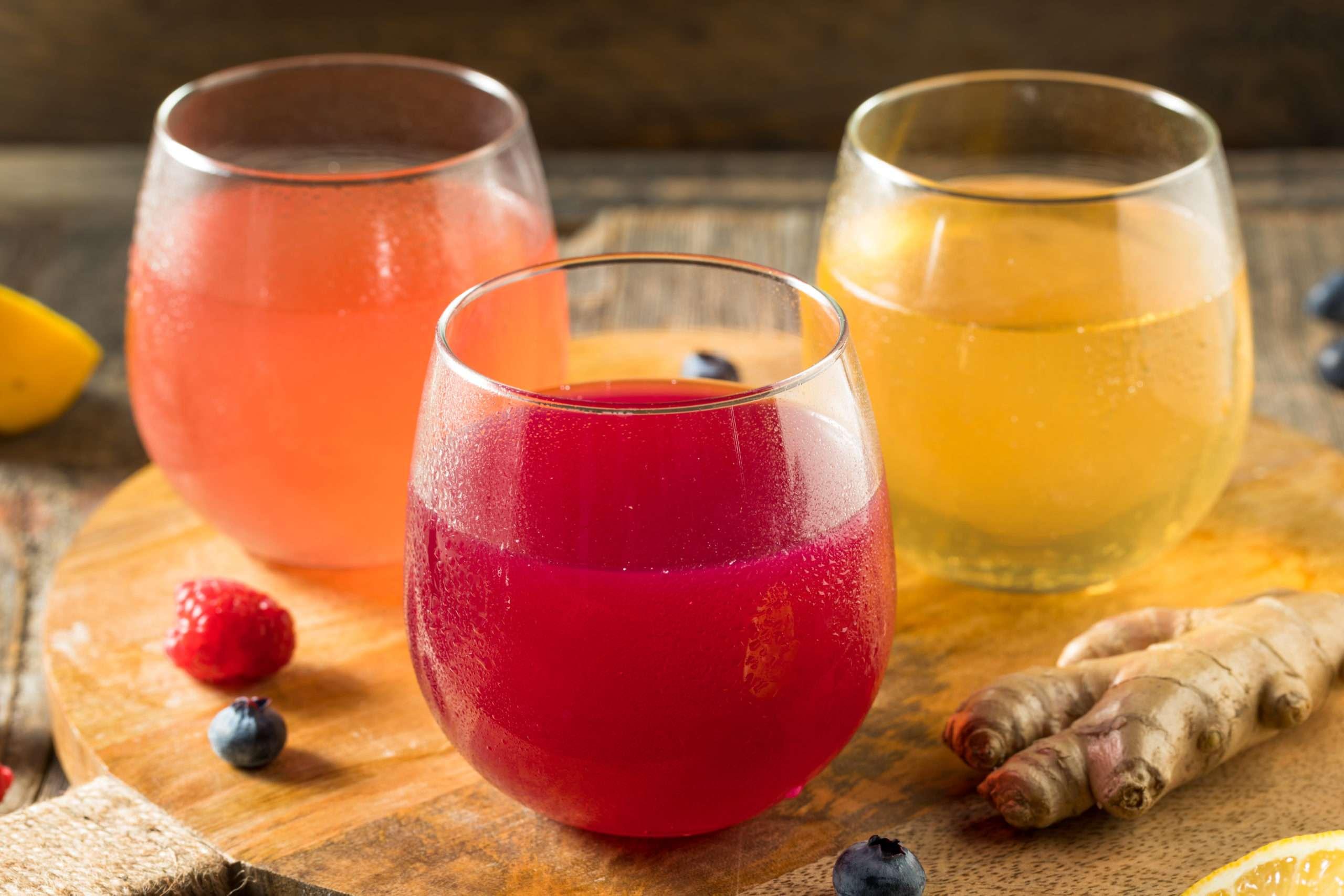 Live-Fermented Botanical Pre + Probiotic Elixir